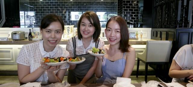 Anyone Can Make Sushi by MAFF Japan @ Senya Sake & Dining Restaurant, KL