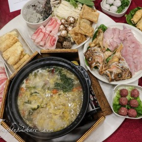 Xiao Lao Wang Hotpot 小捞王 @ The School, Jaya One PJ