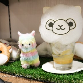 Alpacasso Cafe アルパカッソ @ Mid Valley
