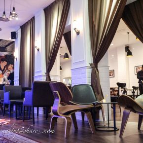 2OX with Chef Florent @ Jalan Doraisamy, KL