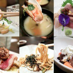 Valentine's Day Menu @ Ishin Japanese Dining