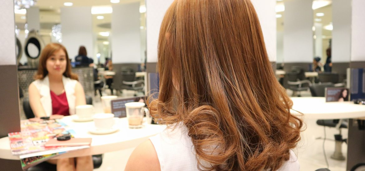 K Gloss Keratin Treatment Hair Colour By A Cut Above Brought Up